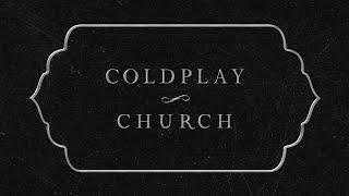 Kadr z teledysku Church tekst piosenki Coldplay