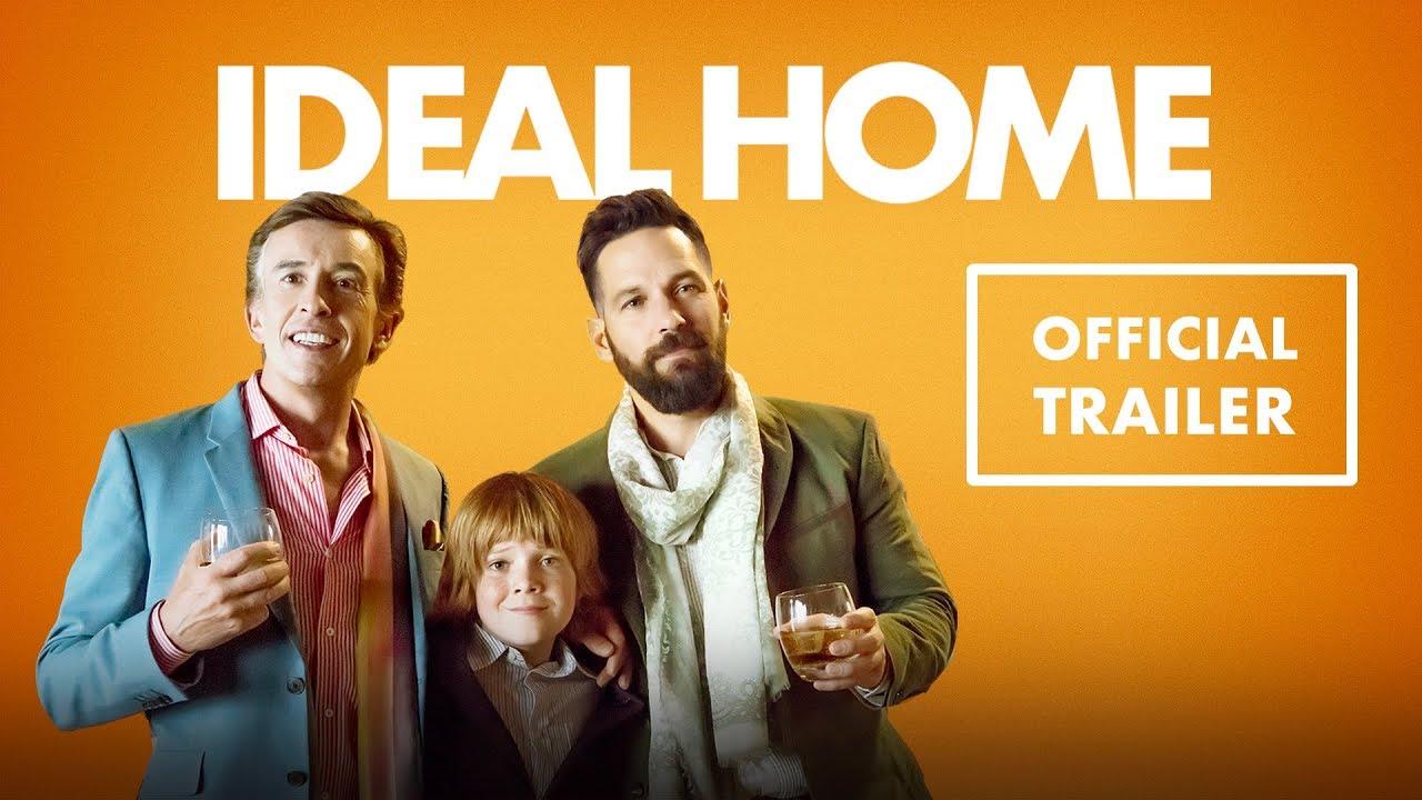 Video trailer för IDEAL HOME Official Trailer (2018) Paul Rudd, Steve Coogan Comedy