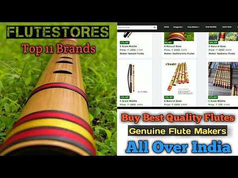 How to buy Flute Online | Flute For Beginners, Professionals | Flutestores