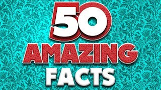 50 AMAZING Facts to Blow Your Mind! #93 thumbnail