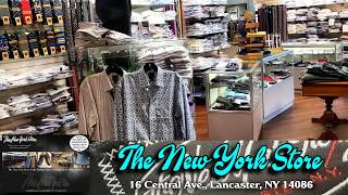 "DISC 166 - ""The New York Store"", Lancaster, NY"