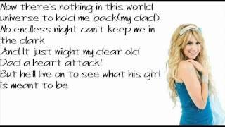 I'm Gonna Shine by Ashley Tisdale lyrics