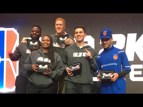 NBA 2K League Showcase: Team Adam the 1st Knocks off Team Compete