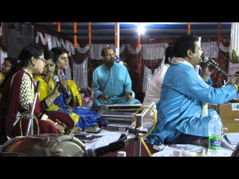 Sri Jagannath titel song live Manmath Mishra at Jagannath Temple Bhadrak