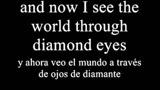 Gambar cover Diamond eyes Shinedown letra y traducción