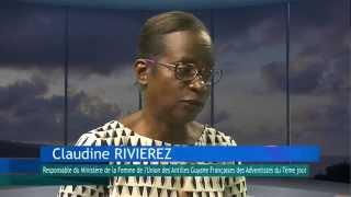 UAGF PROD - Emission Entretien - Claudie Rivierez - Adventistes du 7ème Jour