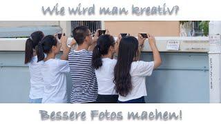 Wie Wird Man Kreativ In Der Fotografie - Bessere Fotos Machen!