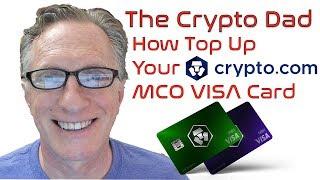 So ubertragen Sie Bitcoin in die Visa-Karte