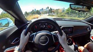 [WR Magazine] 2020 Chevrolet Camaro 2SS - POV Test Drive