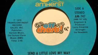 Flyer - Send A Little Love My Way ■ 45 RPM 1978 ■ OffTheCharts365