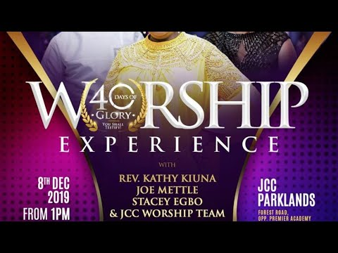 Jubilee Christian Church Live (Worship Experience) - 8th December 2019 (#WordFest2019)