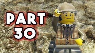 LEGO City Undercover - LBA - Episode 30 - Park Ranger!!!