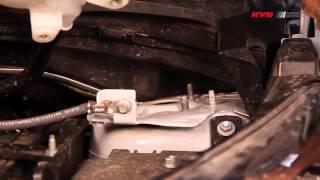 Montážní návod KYB - přední FORD Fiesta VI 10 08