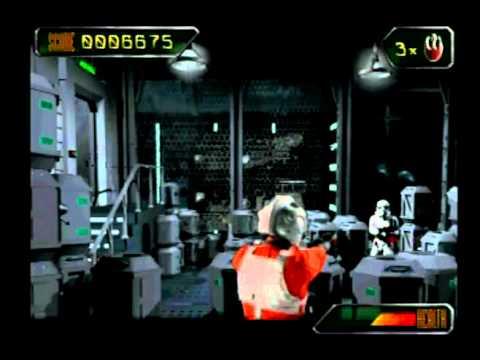 Star Wars : Rebel Assault II : The Hidden Empire Playstation