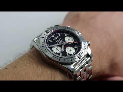 Breitling Chronomat 41 Airborne Chronograph Ref. AB01442J/BD26-378A Watch Review