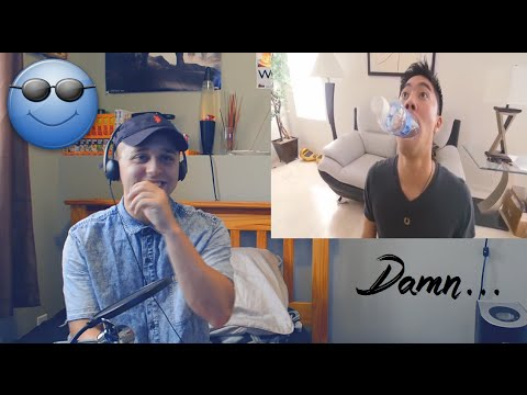 ULTIMATE WATER BOTTLE FLIP! DEAR RYAN REACTION (видео)
