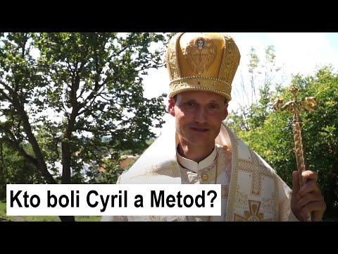 Príhovor vladyku Mariána Andreja Pacáka k sviatku sv. Cyrila a Metoda