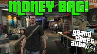 How To Get The Money Bag In GTA Online Freemode