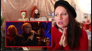 Vocal Coach REACTS To DISTURBED  THE SOUND OF SILENCE