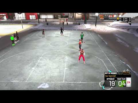 NBA 2k20 glass cleaning Lockdown 97 overall  road  to 400 subs