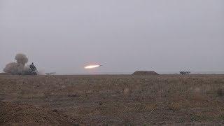 Випробування нової крилатої ракети та модернізованих С-125