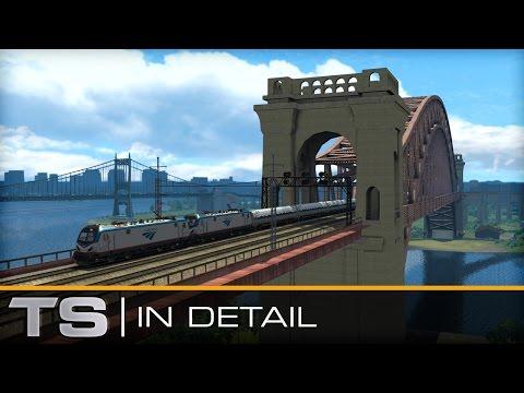Train Simulator: NEC: New York-New Haven Route Add-On