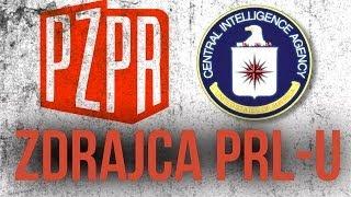 Zdrajca PRL-u, który organizował czystki w Polsce Ludowej