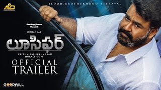 Lucifer - Official Telugu Trailer