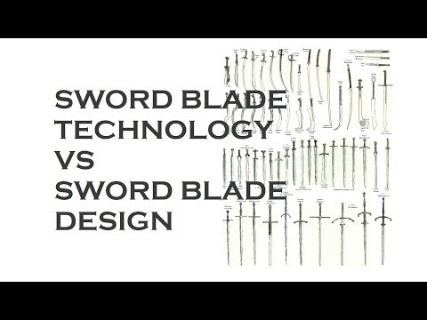 Sword Blade Technology Informing Design