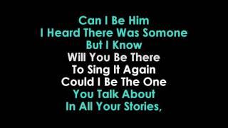 James Arthur  Can I Be Him karaoke | GOLDEN KARAOKE