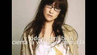 Angela Aki-We're all alone sub español