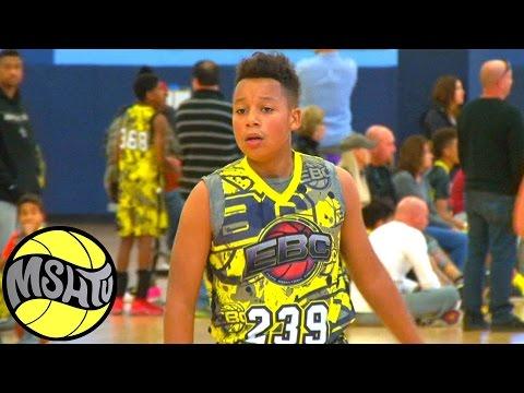 DeOtis Nunn Jr shows NASTY HANDLE at 2017 EBC Arizona Camp - Class of 2022 Basketball