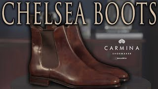 Carmina Shoemaker: Chelsea Boot Review | Kirby Allison