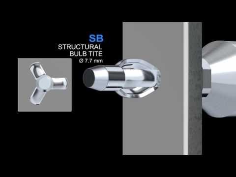 Structural Bulb Tite Blind Rivet