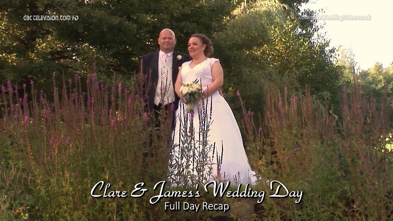 Clare & James:Full Day Recap