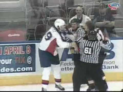Mitch Fritz vs. Tim Spencer