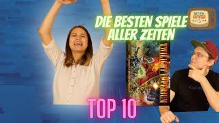 Top 10 Besten Brettspiele Aller Zeiten! - Unsere Top 10