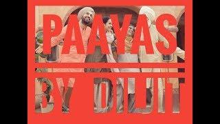 Pyaas - DILJIT || WITH DIFFERENT STARTING || SAJJAN SINGH RANGROOT ||