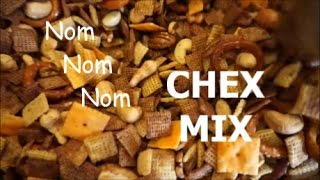 Chex Mix ~ How I Make It