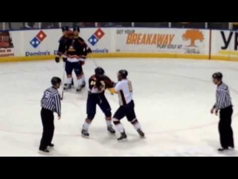 Jordan Peddle vs. Aaron McGill