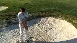 Bunker Shot Golf Tips - Sand Shot Tutorial