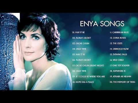 DANH CHO BÉ - Enya Greatest Hits Full Album 2018 - The Very Best Of Enya
