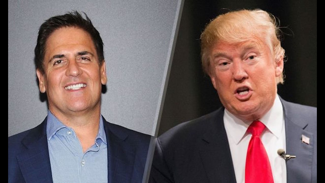 Mark Cuban Says He Knows TWO MORE Women Trump Assaulted thumbnail