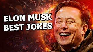 Elon Musk - king of SARCASM |2020|