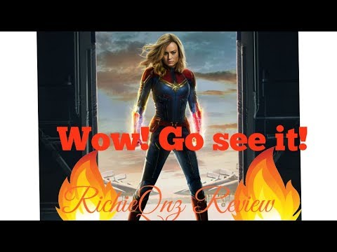 Review- Captain Marvel