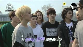 150510 MBC MUSIC 세븐틴 프로젝트 E04 헨리컷