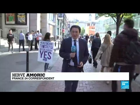 Campaigning continues ahead of the Irish abortion referendum