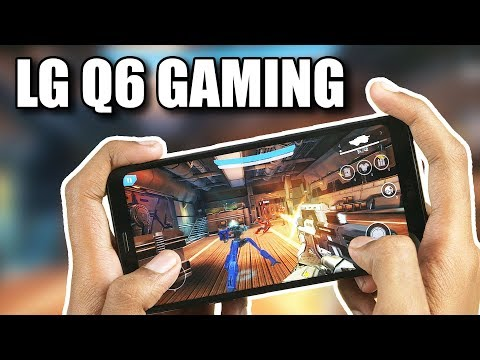 LG Q6 Gaming Review /w Heating Test & Benchmarks!