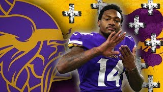 "STEFON DIGGS -- ""A Legend Rises: Minneapolis Miracle"" -- Cinematic Final Drive Minnesota Vikings"