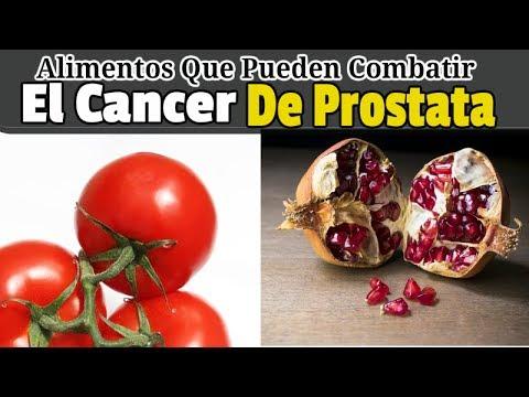 DLT en la glándula de la próstata